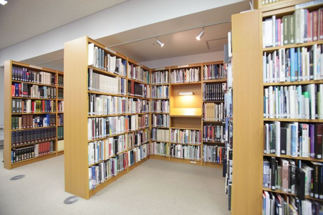 14. The Art Library of The National Art Center, Tokyo
